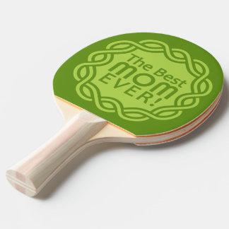 Palette faite sur commande de ping-pong de la raquette tennis de table