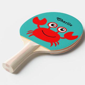 Palette faite sur commande de ping-pong de raquette de ping pong