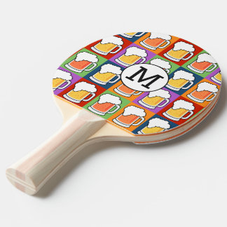 Palette faite sur commande de ping-pong de raquette tennis de table