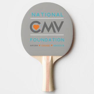 Palette nationale de ping-pong de CMV Raquette Tennis De Table