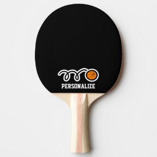 Palette personnalisée de ping-pong de conception raquette de ping pong