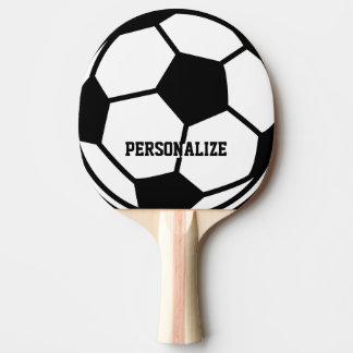 Palette personnalisée de ping-pong d'impression de raquette de ping pong