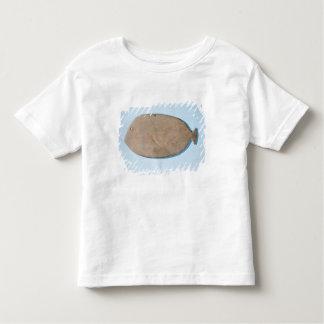 Palette sous forme de poisson t-shirt