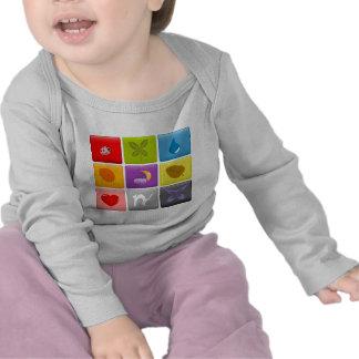 Palette T-shirts