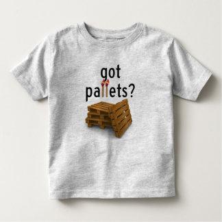 palettes obtenues ? - enfants t-shirt