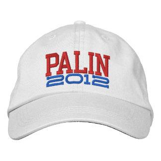 Palin 2012 casquette brodée