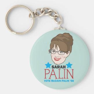 Palin a illustré le porte - clé porte-clés
