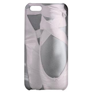 Pâlissez - les chaussures de ballet roses coque pour iPhone 5C