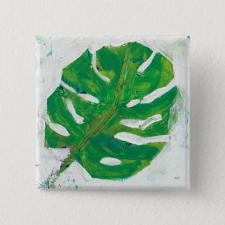 Palmette tropicale de | badge