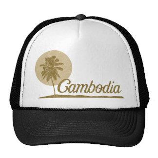 Palmier Cambodge Casquettes