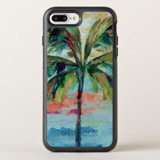 Palmier tropical de | coque otterbox symmetry pour iPhone 7 plus
