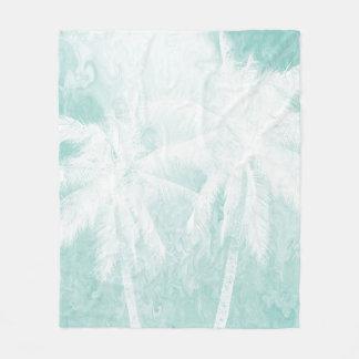 Palmiers bleus turquoises de la conception 54