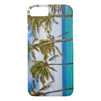 Palmiers de noix de coco (nucifera de Cocos) Coque iPhone 7