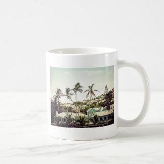 Palmiers en Bermudes Mug