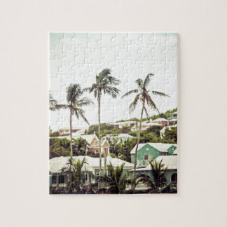 Palmiers en Bermudes Puzzle