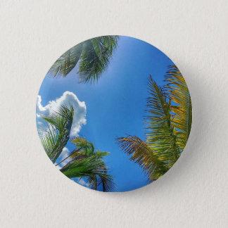 Palmiers et nuages badges