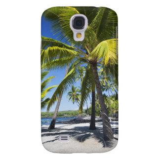 Palmiers, parc historique national Pu'uhonua o Coque Galaxy S4