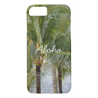 Palmiers tropicaux d'Hawaï Coque iPhone 7