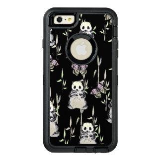 panda coque OtterBox iPhone 6 et 6s plus