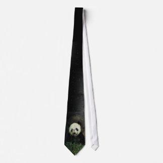 Panda Cravate