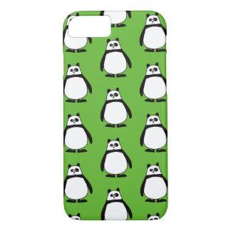 PANDA de くまぺん Coque iPhone 7