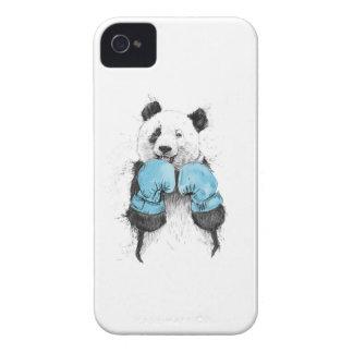 panda de boxe coque iPhone 4