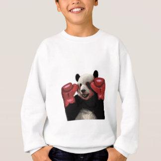 Panda de boxe sweatshirt