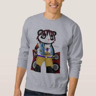 Panda de butin sweat-shirts