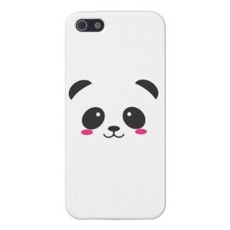 Panda de cas étui iPhone 5