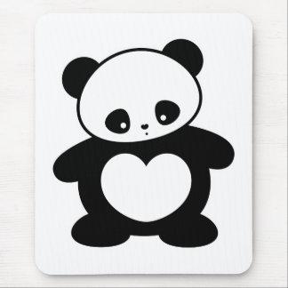 Panda de Kawaii Tapis De Souris