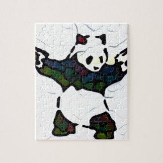 Panda de tueur puzzle