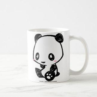Panda de Weetle Mug Blanc