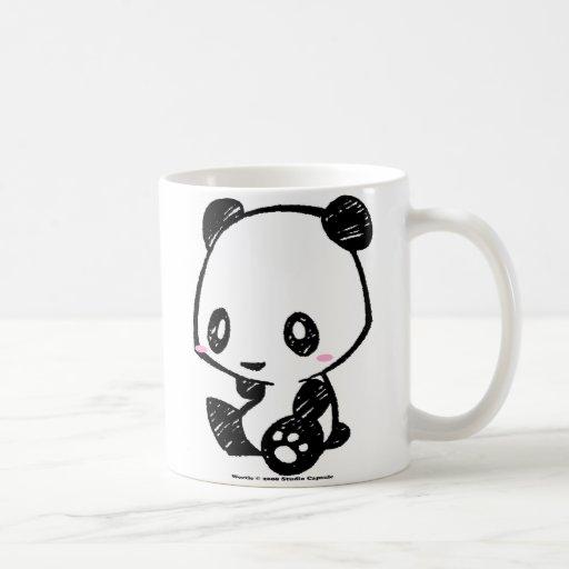 Panda de Weetle Tasse À Café