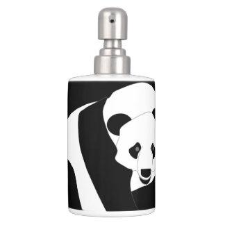 Panda géant sets de salle de bains
