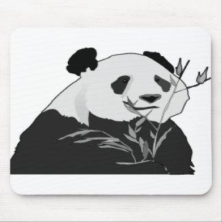 Panda géant tapis de souris