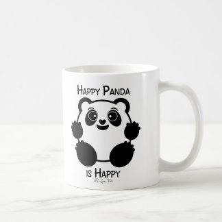Panda heureux/panda fou tasses à café