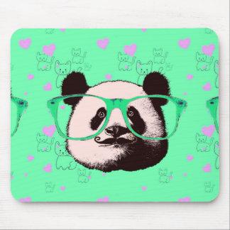 Panda mignon de mode de pandas de Harajuku Tapis De Souris