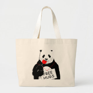 panda mignon grand sac