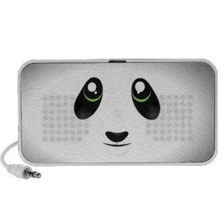 Panda mignon haut-parleur mp3