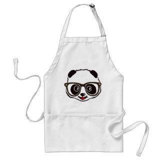 Panda mignon tablier