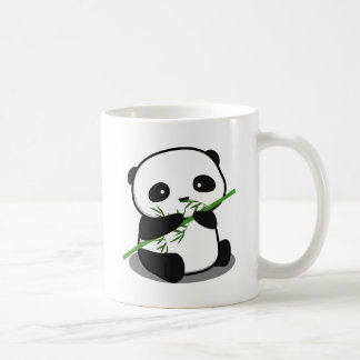 Panda mignon mug à café