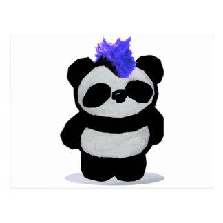 Panda Paperware Carte Postale