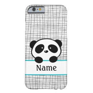 Panda personnalisé par Aqua