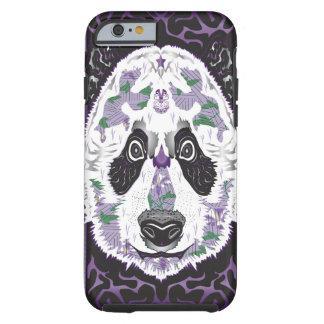 Panda pourpre coque tough iPhone 6