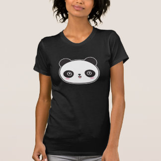 Panda (style d'autocollant) t-shirt