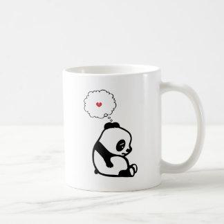 Panda triste mug