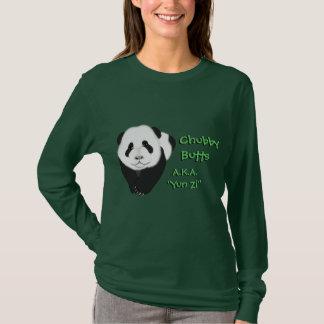 """pandacub,    ChubbyButts,    ChubbyButts, A.K.A.""""… T-shirt"""
