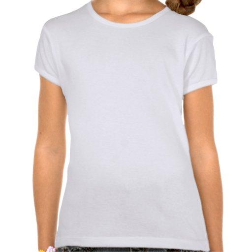 Pandas d'amour de paix t-shirts