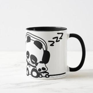 Pandas de sommeil mugs