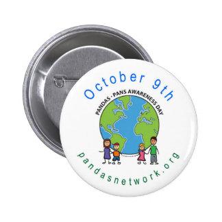 PANDAS/PANS Pin de jour de conscience du 9 octobre Pin's
